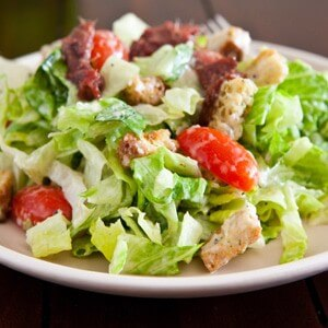 foto Caeser Salad leggera
