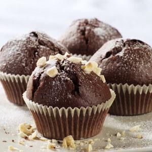 foto Muffins al cioccolato